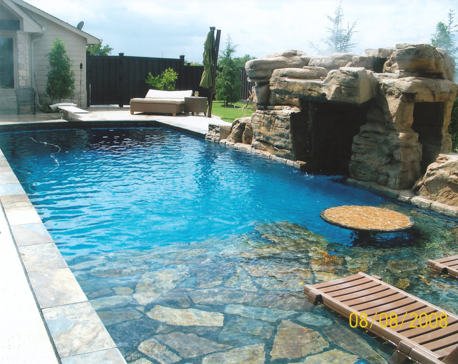 Shape and layout for Inground pool styles